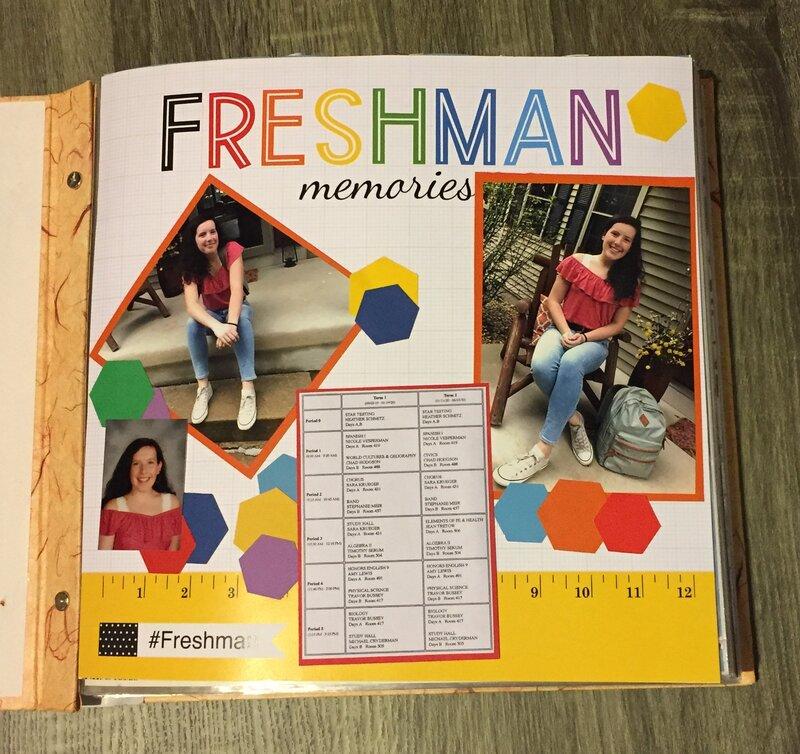 Freshman Memories