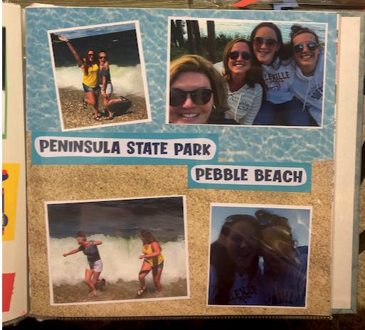 Peninsula State Park/ Pebble Beach