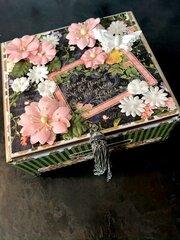Floral Shoppe Theme