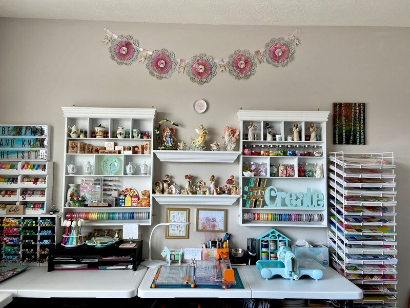 Our Craftroom.