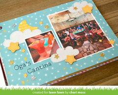 A Day at Disney Mini Album - Oga's Cantina