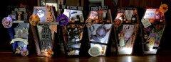 Halloween Vignette Coffin Boxes