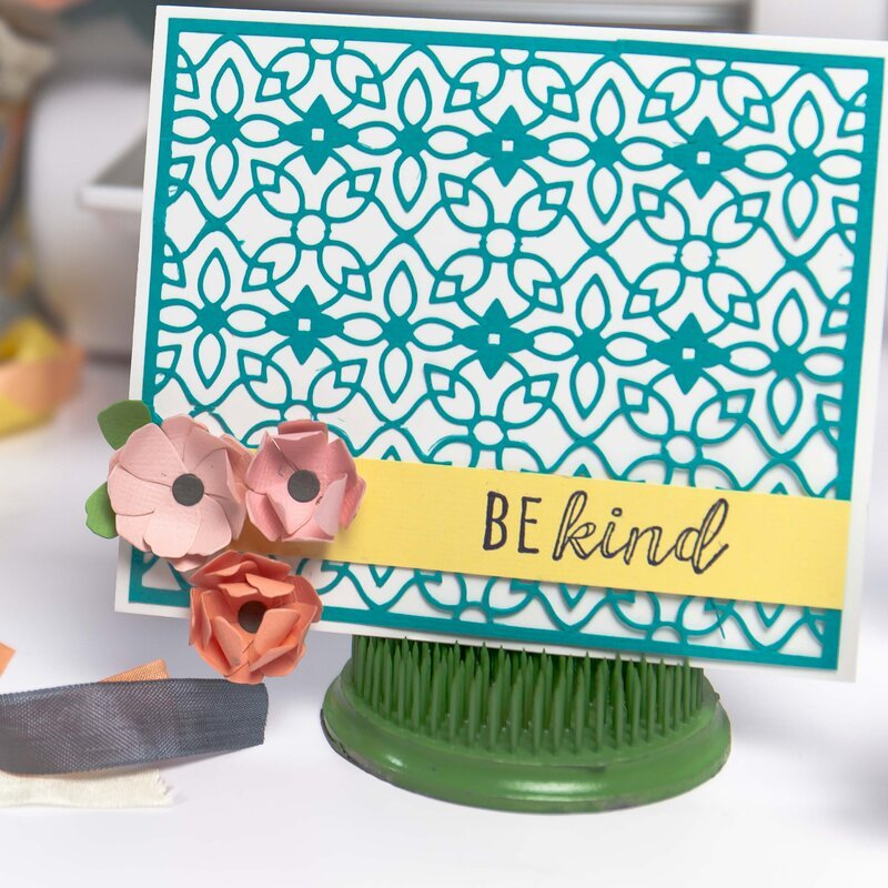 Master Your Die Cutting Machine with Debbie Farinella of Sizzix