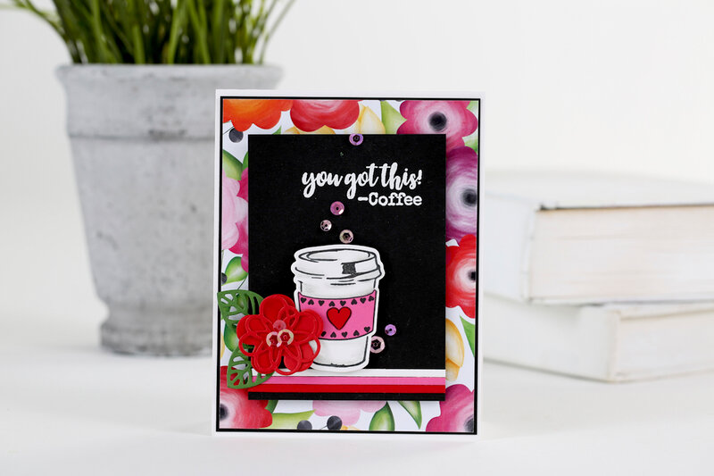 FSJ You Got This - Coffee Card