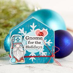FSJ Gnome for the Holidays Home Decor