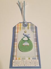 Gift tag: Baby's First Year