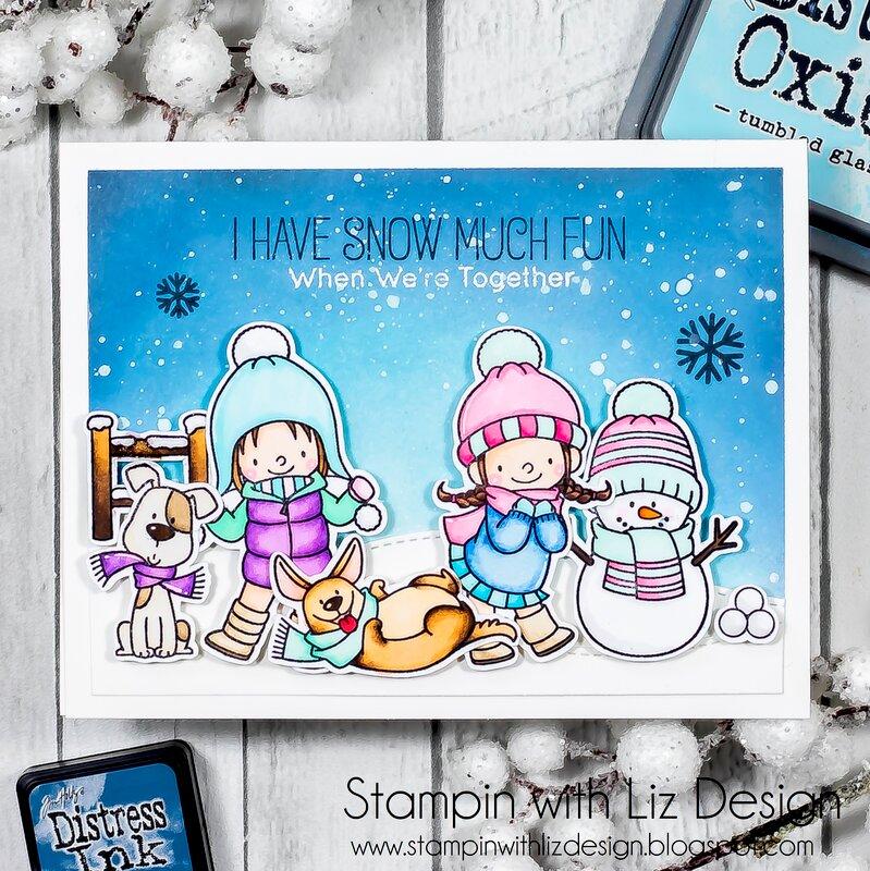 Snow Buddies Card!