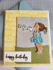 Wishing Birthday