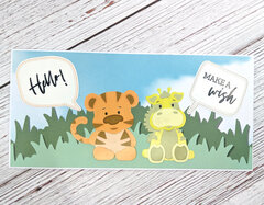 Cute Character Cards Using Crafter's Companion Box Kit #21