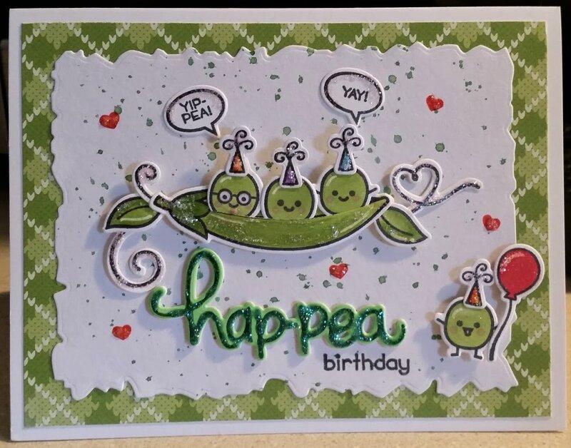 Lucas' Birthday Card