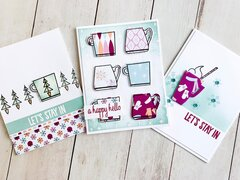 Catherine Pooler Designs Feelin' Chilly Cards