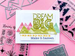 Catherine Pooler Dream Big & Mountain of Thanks