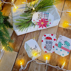 Holidays Tags by Catherine Pooler Designs