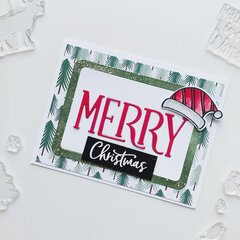 Catherine Pooler Designs Holiday: Merry Christmas