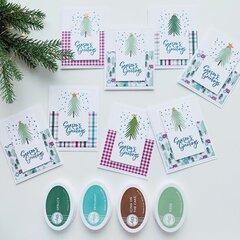 Catherine Pooler Designs Season's Greetings Cards