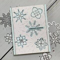 Snowflake Inlay