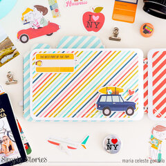 Go and Travel Mini Album
