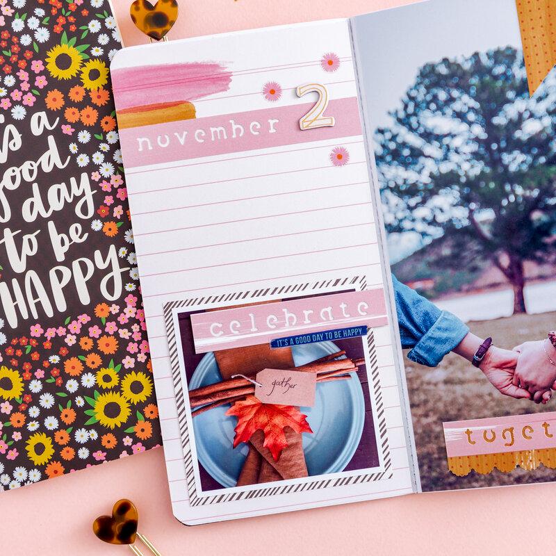 Gratitude-Thanksgiving Journal