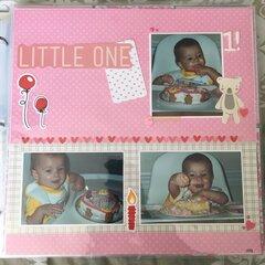 Little One - 1st Birthday
