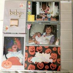 Baby, Happy Halloween