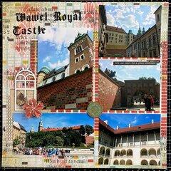 Wawel Royal Castle-Krakow