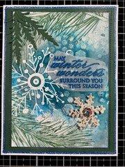 Winter Wonders Card