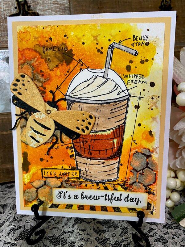 Coffee greeting card-4