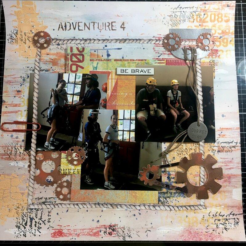 Adventure 4: Be Brave