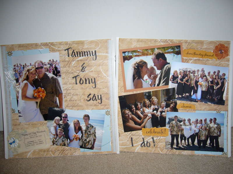 Tammy & Tony Say I Do