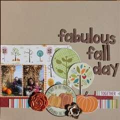 fabulous fall day