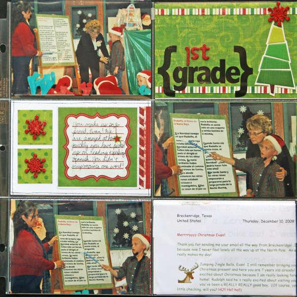 Side A - 1st Grade Program