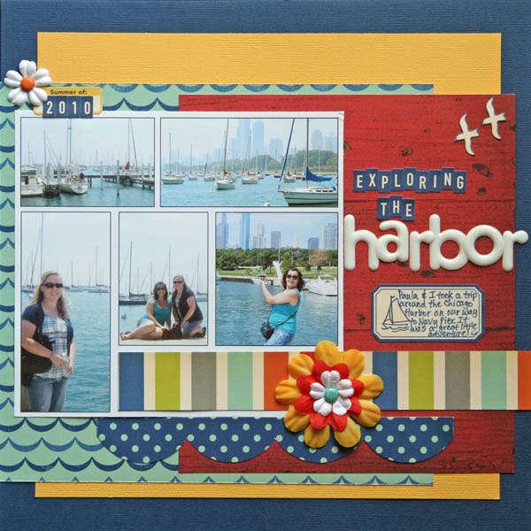 Exploring the Harbor