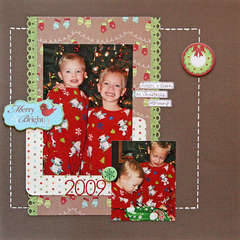 Merry & Bright 2009