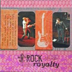 Rock Royalty - 8x8 Rockstar Album
