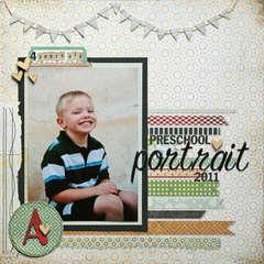 Preschool Portrait