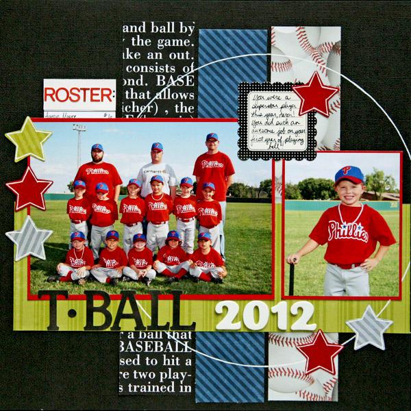 T-Ball 2012