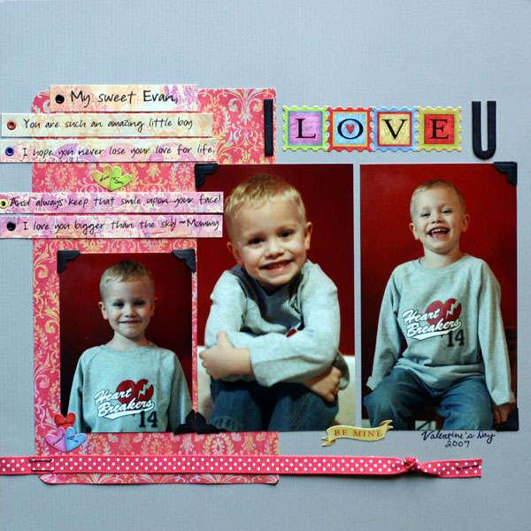 I Love You - Valentine's Day 2007