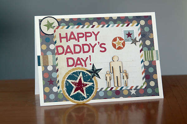 Happy Daddy's Day! card