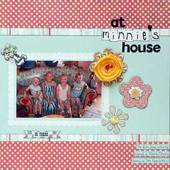 At Minnie's House