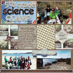 5th Grade Science Camp