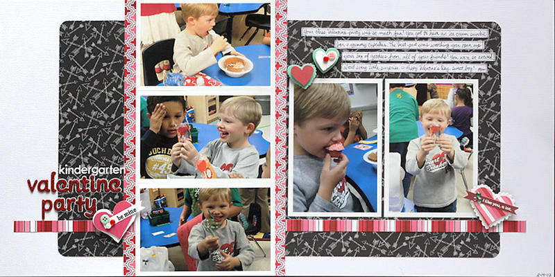 Kindergarten Valentine Party