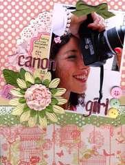 Canon Girl