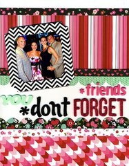 Friends You Don't Forget