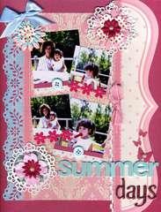 Summer Days *TCR #9*