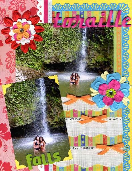 Toraille Falls