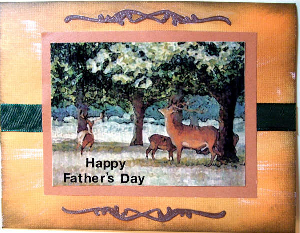 Father's Day - Deer