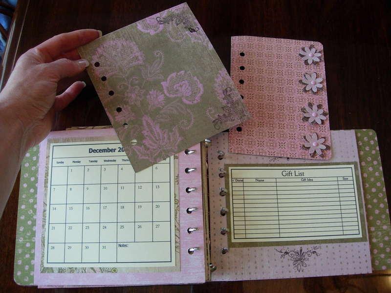 2008 Calendar/Planner