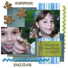 Summer Puzzler