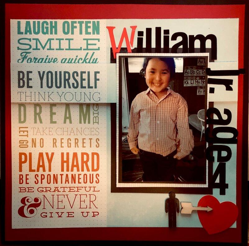 William Jr