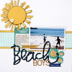 Beach Boys *Pebbles*